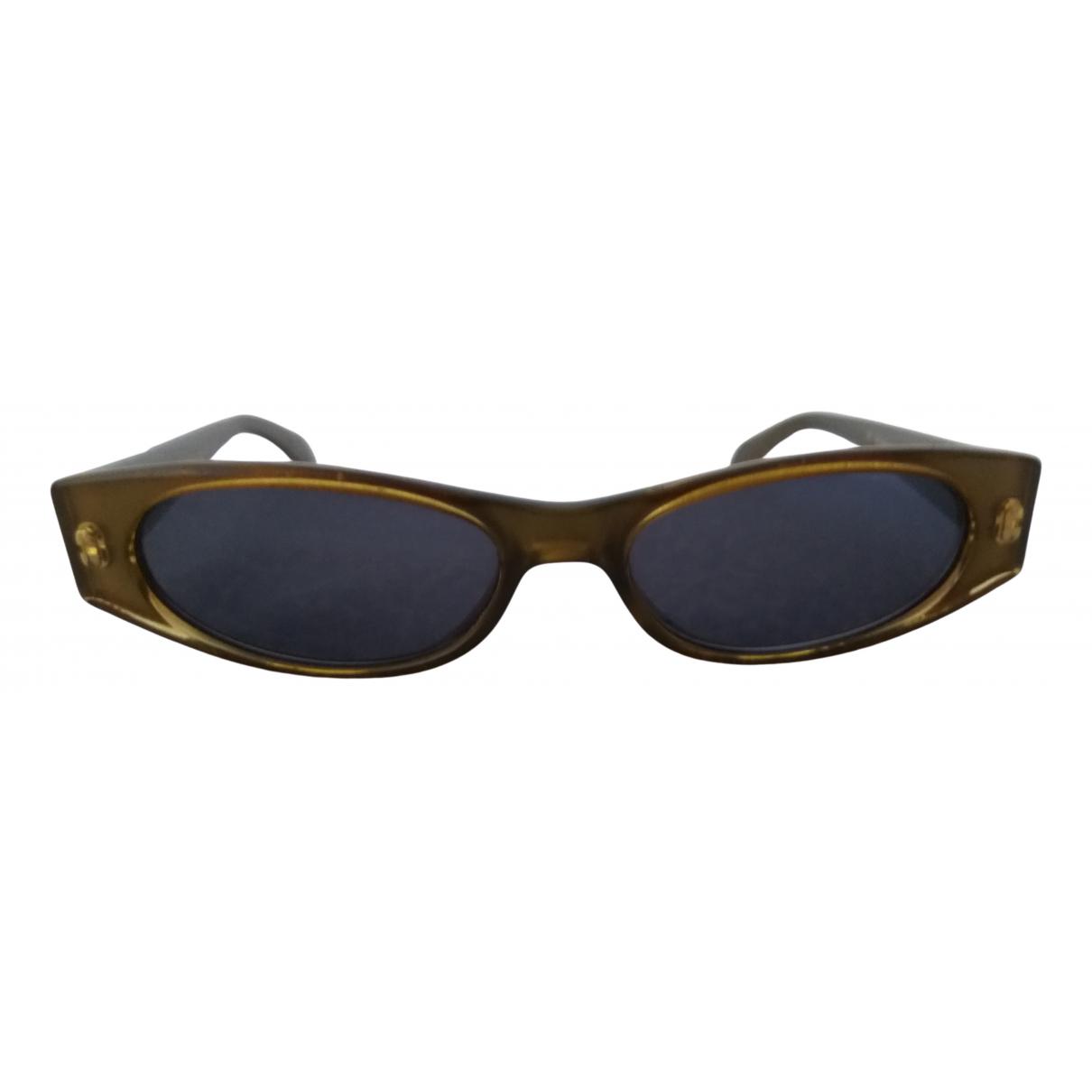 Gucci N Gold Sunglasses for Women N