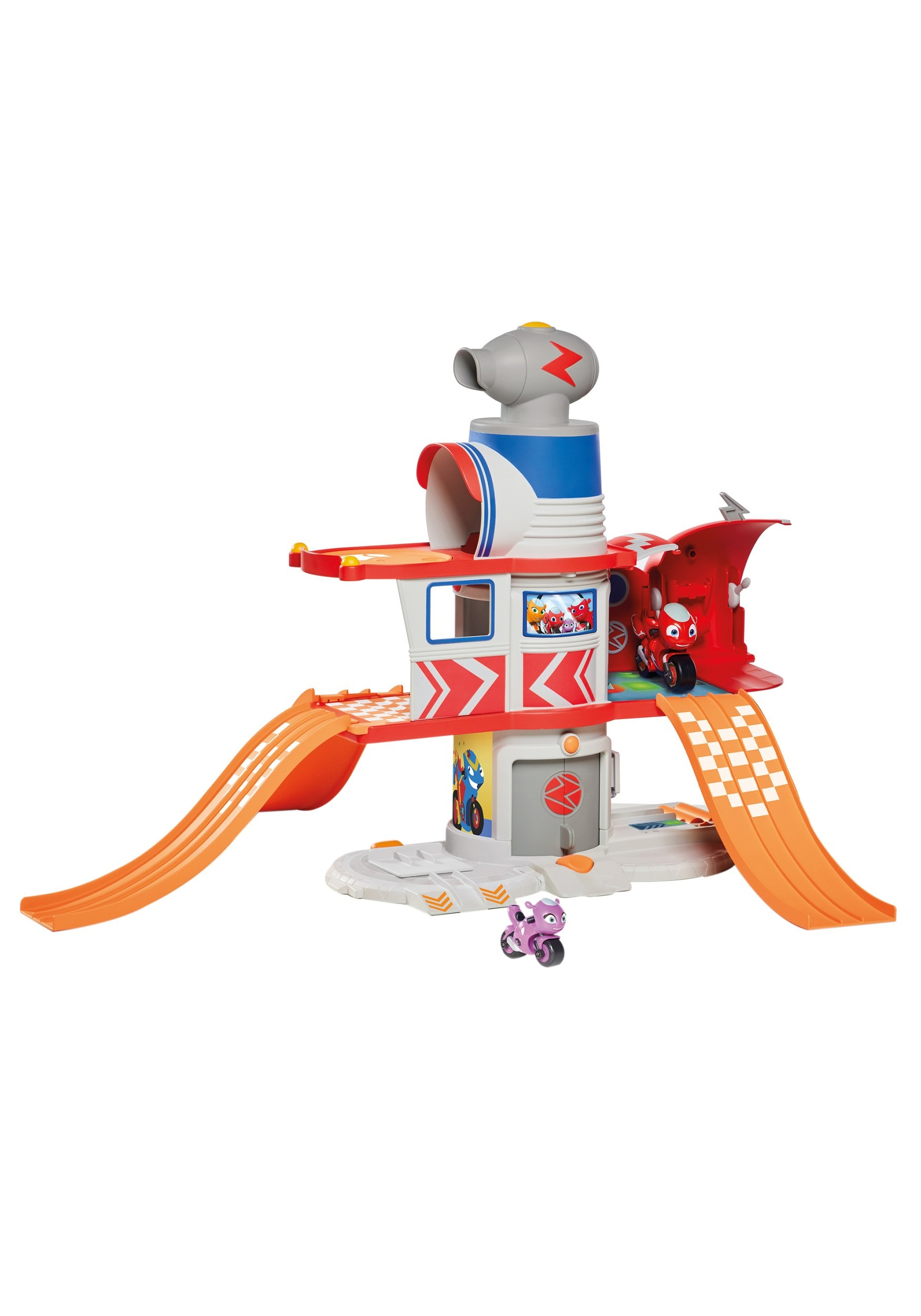 Ricky Zoom House Rescue Playset