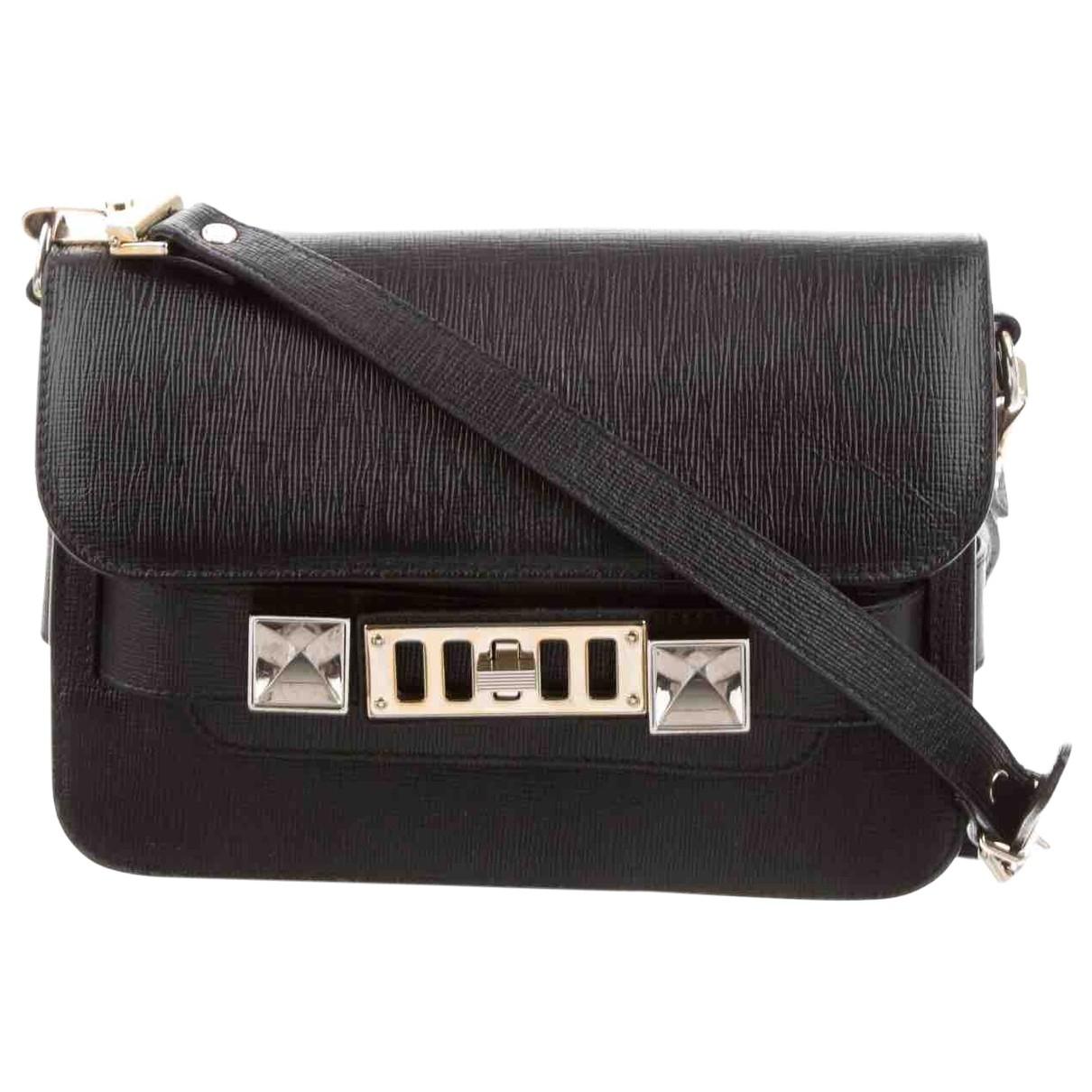 Proenza Schouler PS11 Handtasche in  Bunt Leder