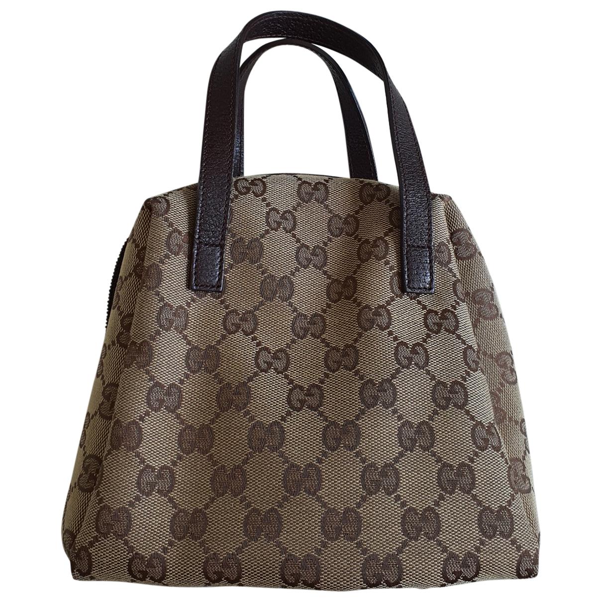 Bolso  de Lona Gucci