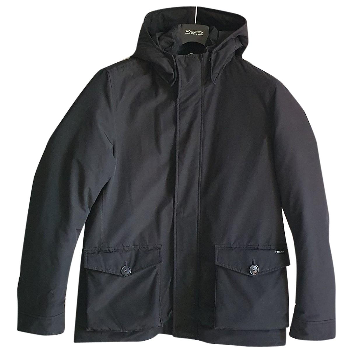 Woolrich N Black jacket  for Men L International