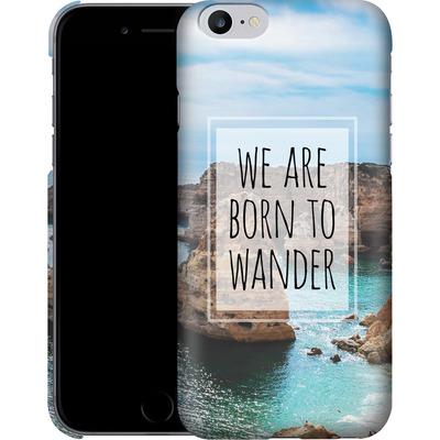 Apple iPhone 6s Plus Smartphone Huelle - Born to Wander von Joel Perroden