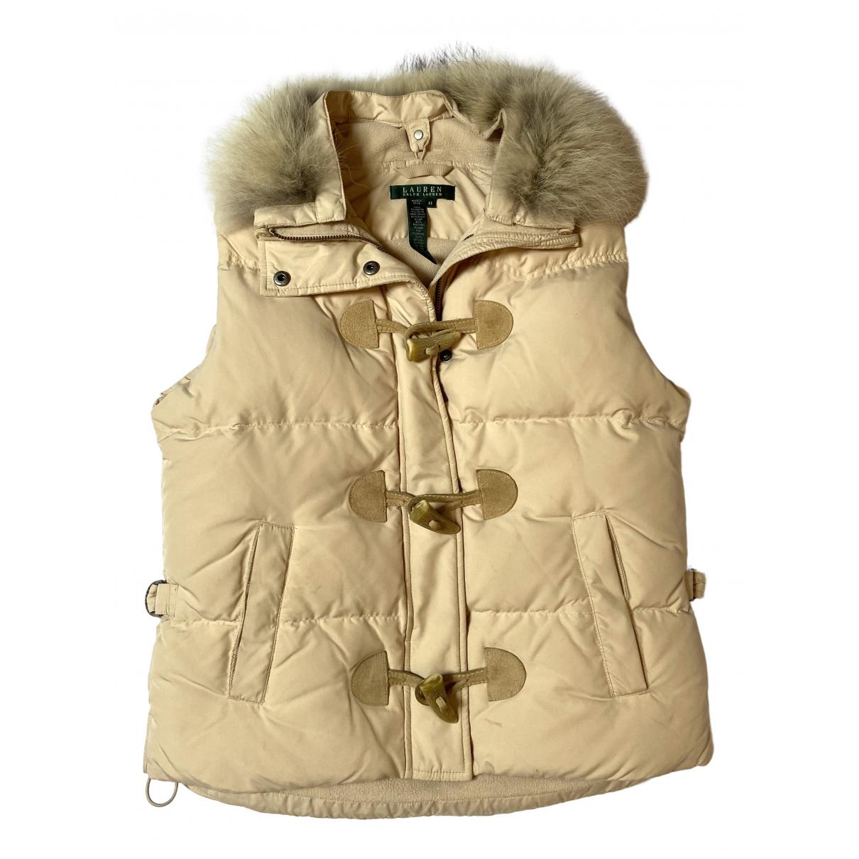 Lauren Ralph Lauren - Manteau   pour femme - beige