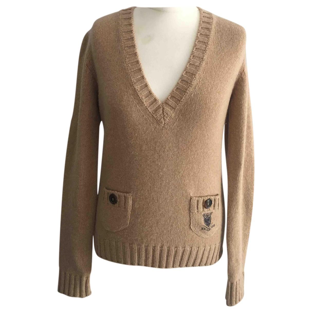 Dsquared2 N Beige Wool Knitwear for Women M International