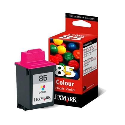 Lexmark NO.85 12A1985 cartouche d'encre originale couleur haute capacité