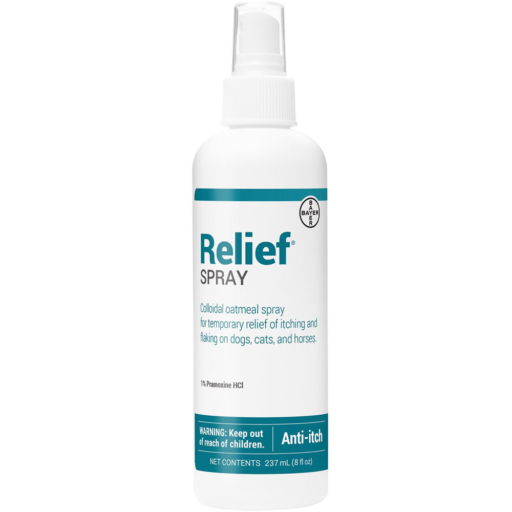 DVM Relief Spray (8 oz)
