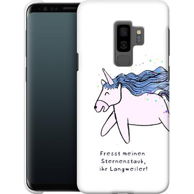 Samsung Galaxy S9 Plus Smartphone Huelle - Sternstaub von caseable Designs