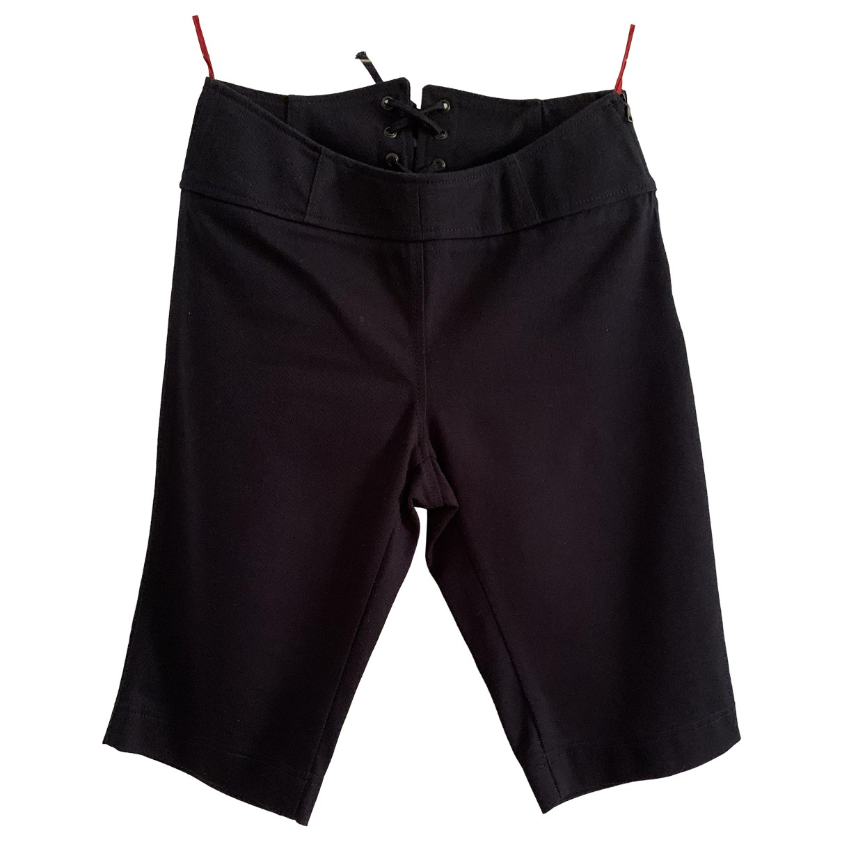Prada \N Shorts in  Blau Baumwolle