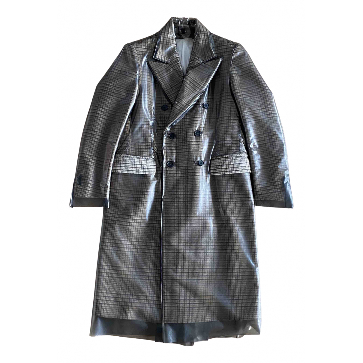 Calvin Klein 205w39nyc - Manteau   pour homme en laine - beige