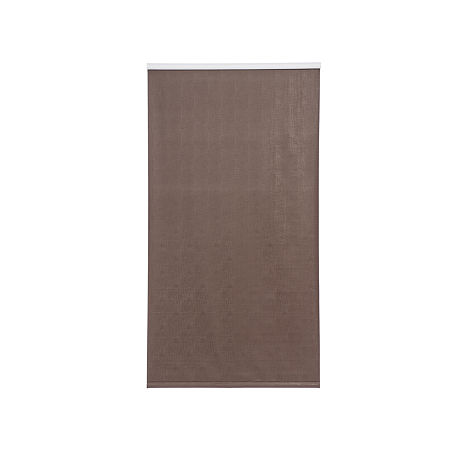 JCPenney Home Paige Cut-to-Width Cordless Blackout Unfringed Roller Shade, One Size , Brown