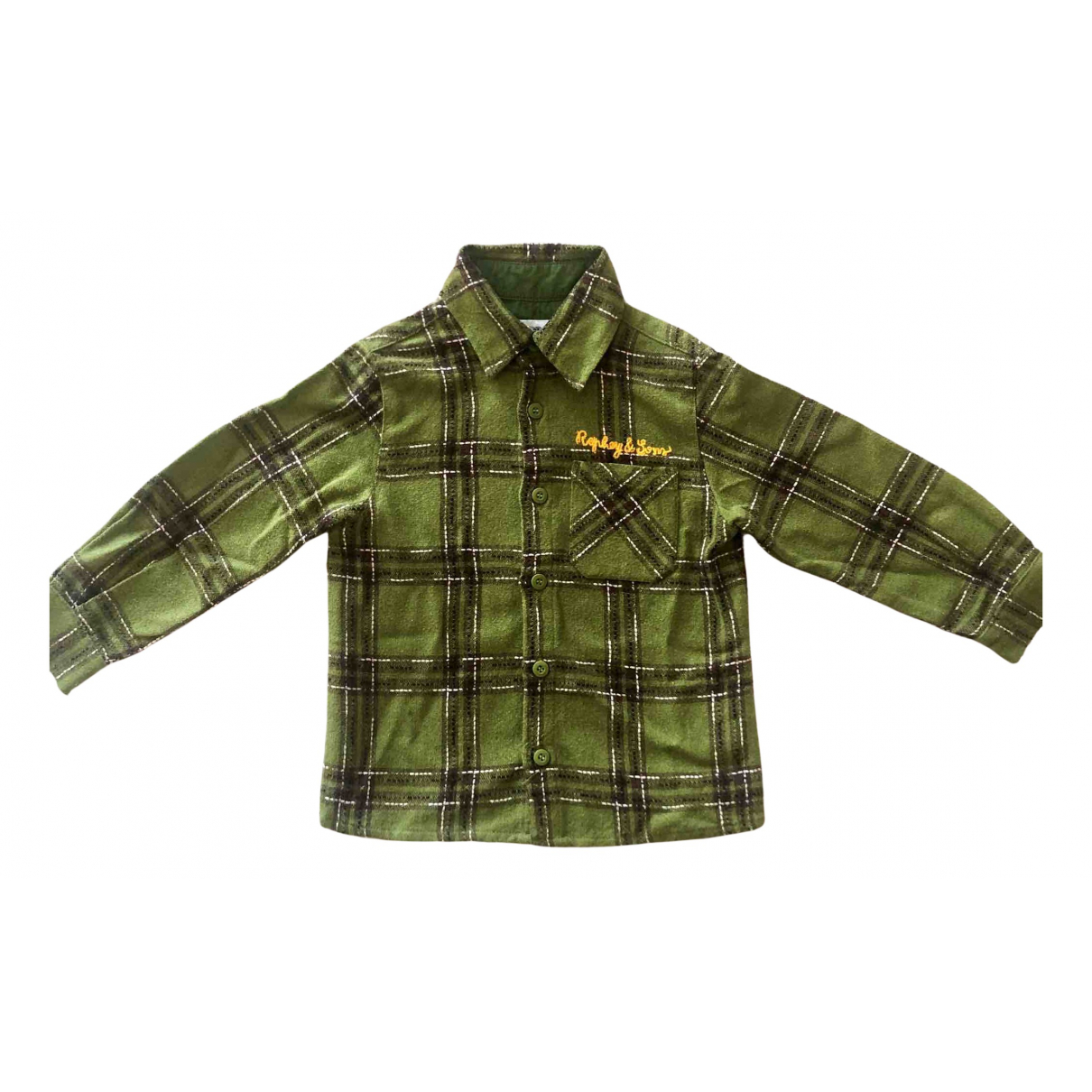 Replay \N Green Wool  top for Kids 3 years - up to 98cm FR
