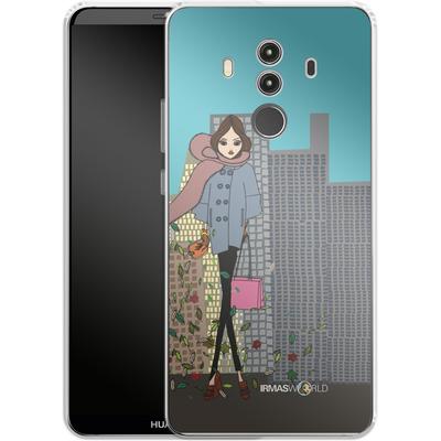 Huawei Mate 10 Pro Silikon Handyhuelle - IRMA In Chicago von IRMA