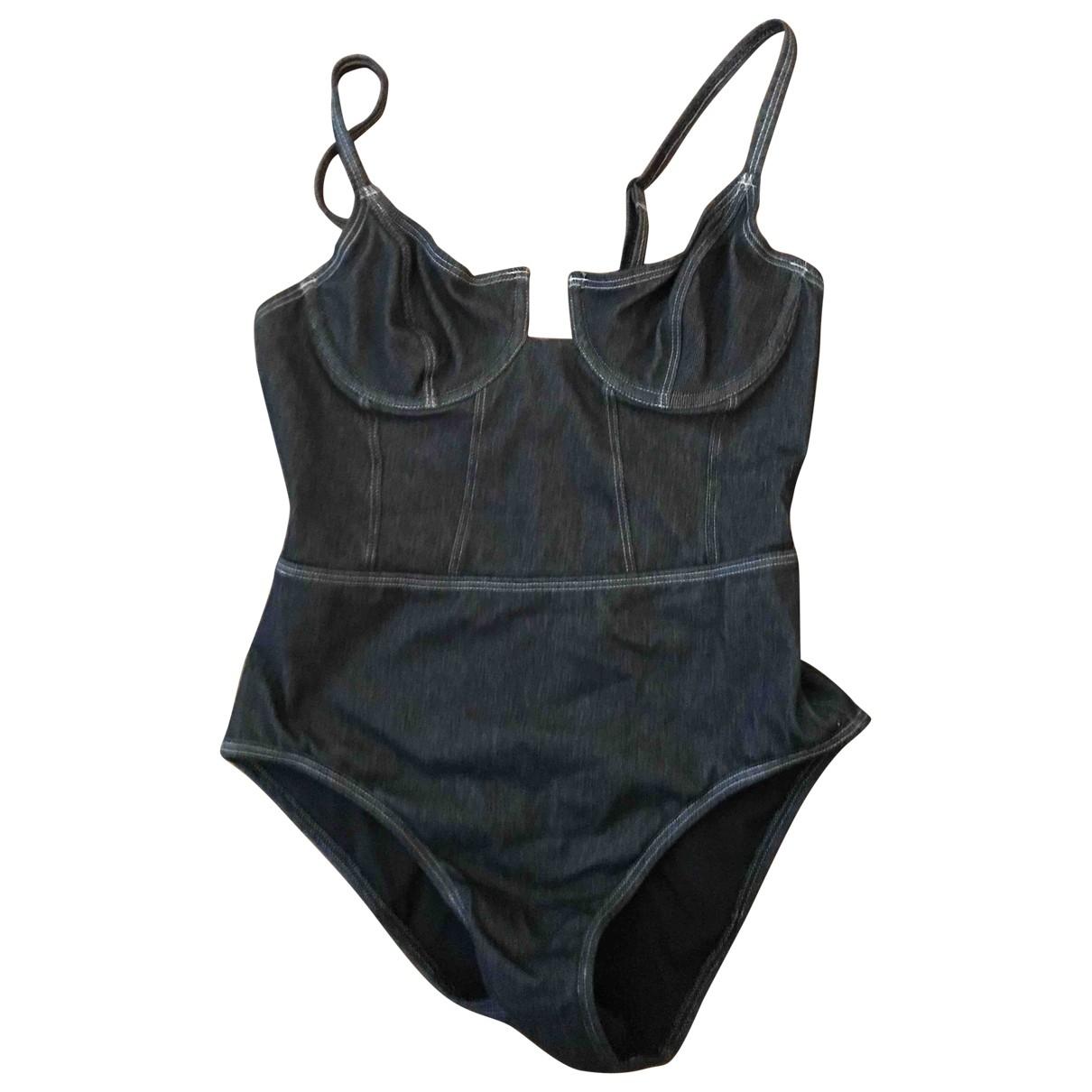 Solid & Striped \N Blue Swimwear for Women \N