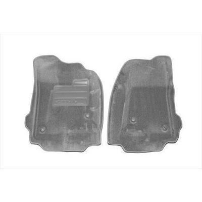 Nifty Catch-All Premium Front Floor Mat (Gray) - 600638