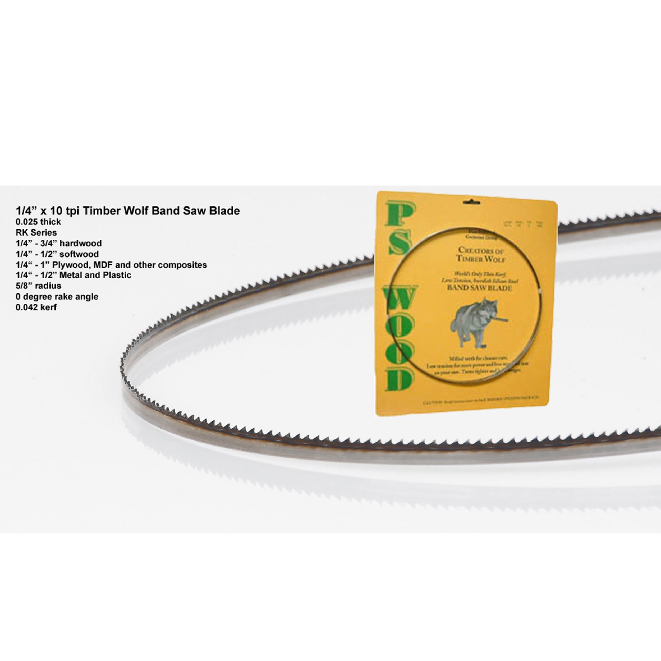 Bandsaw Blade 105