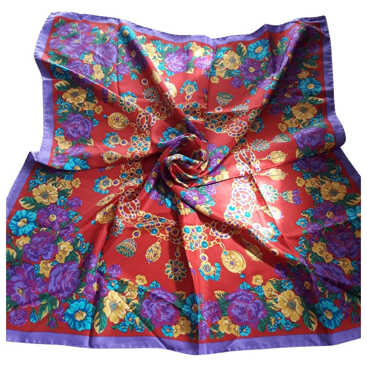 Dolce & Gabbana \N Schal in  Rot Seide