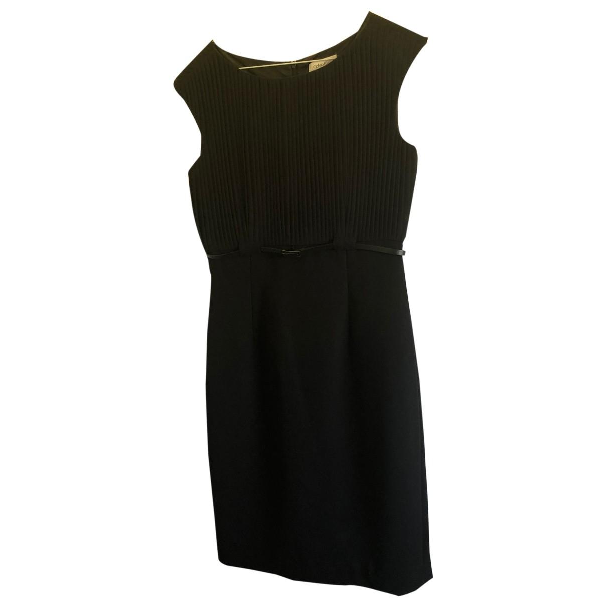 Calvin Klein \N Black dress for Women 6 US