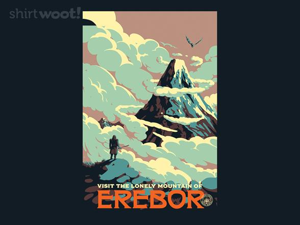 Visit Erebor T Shirt