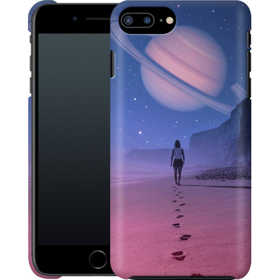 Apple iPhone 8 Plus Smartphone Huelle - Glimpse of a Dream Wide von Enkel Dika