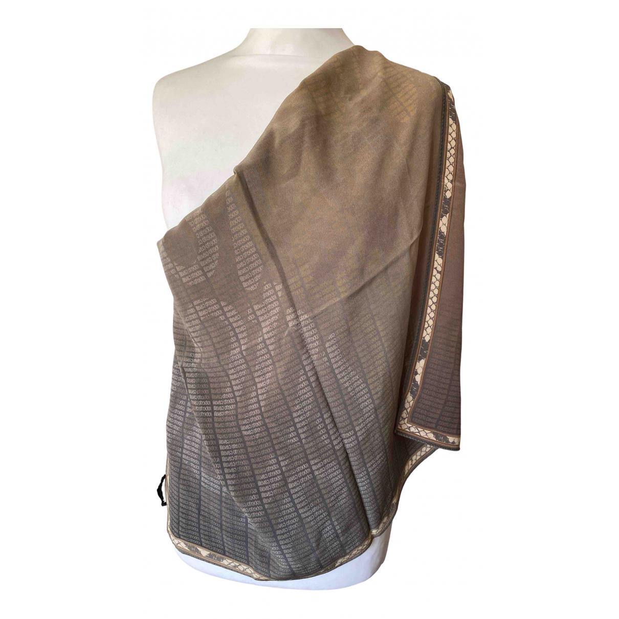 Just Cavalli N Beige scarf for Women N