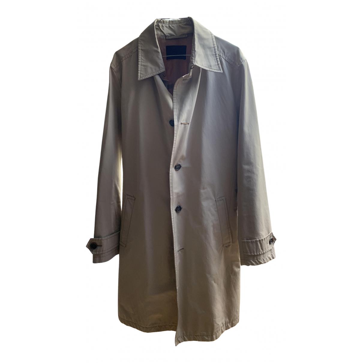 Prada \N Beige coat  for Men 50 IT
