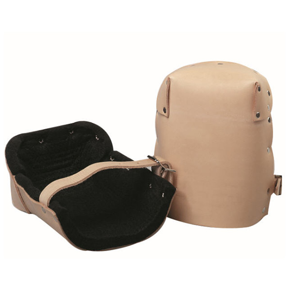 Pro Leather Knee Pads