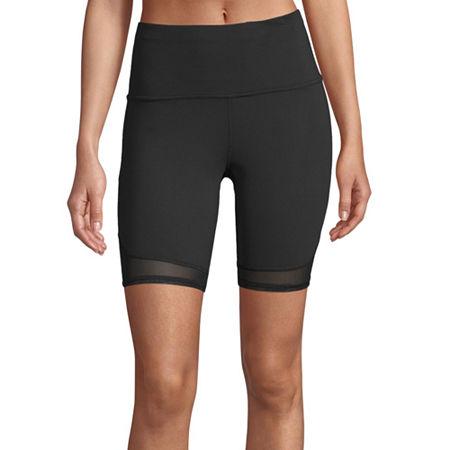 Xersion Move Womens Bike Short, Medium , Black
