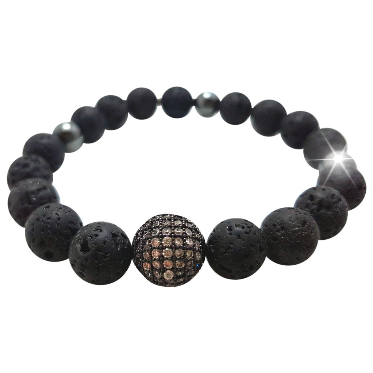 Non Signé / Unsigned \N Metal bracelet for Women \N