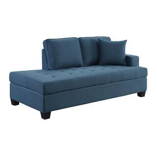 Hayes Chaise Lounge (Blue)