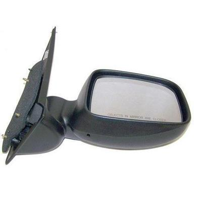 Crown Automotive Replacement Mirror (Black) - 55155836AH