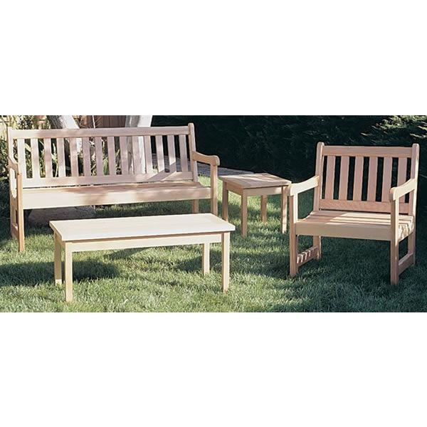 Woodworking Project Paper Plan to Build English Garden Table, Plan No. 857