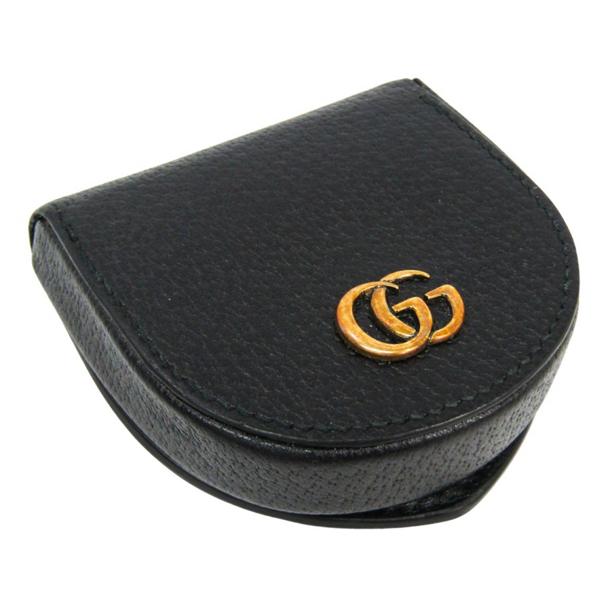 Gucci Marmont Black Leather wallet for Women N