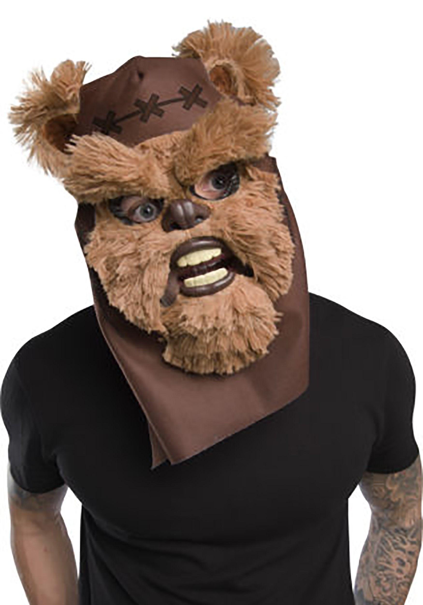 Adult Ewok Mouth Mover Mask