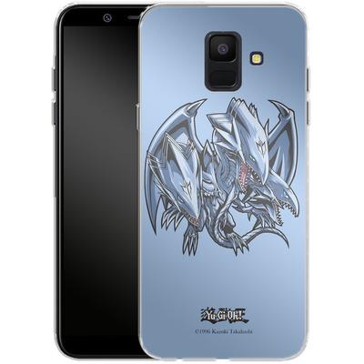 Samsung Galaxy A6 Silikon Handyhuelle - Blue-Eyes Ultimate Dragon SD von Yu-Gi-Oh!