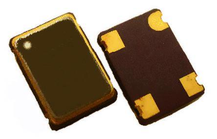 MERCURY , 10MHz Clock Oscillator, ±50ppm CMOS, 4-Pin SMD 3HM57ET-10.000R-C1.5