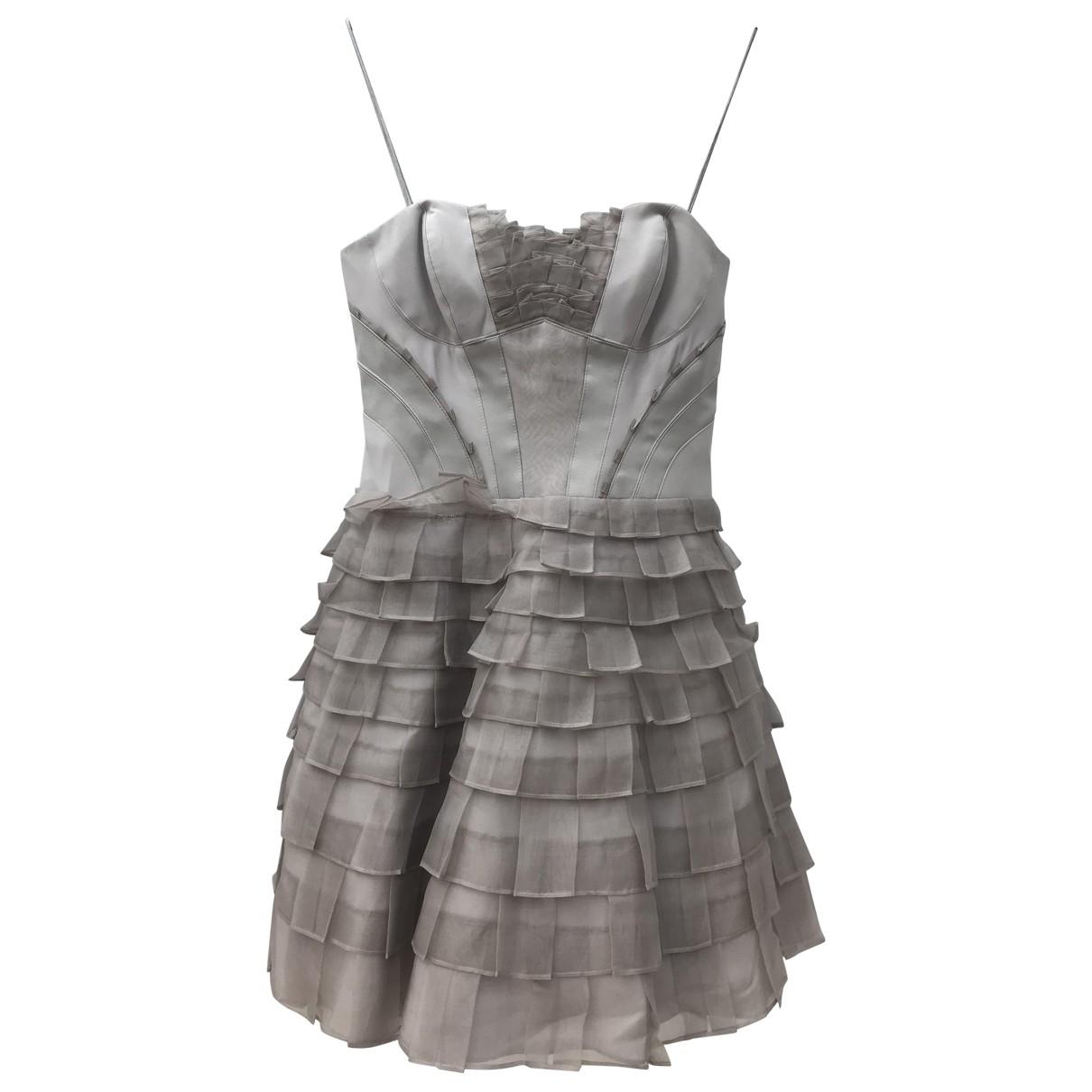 Mini vestido de Seda Karen Millen