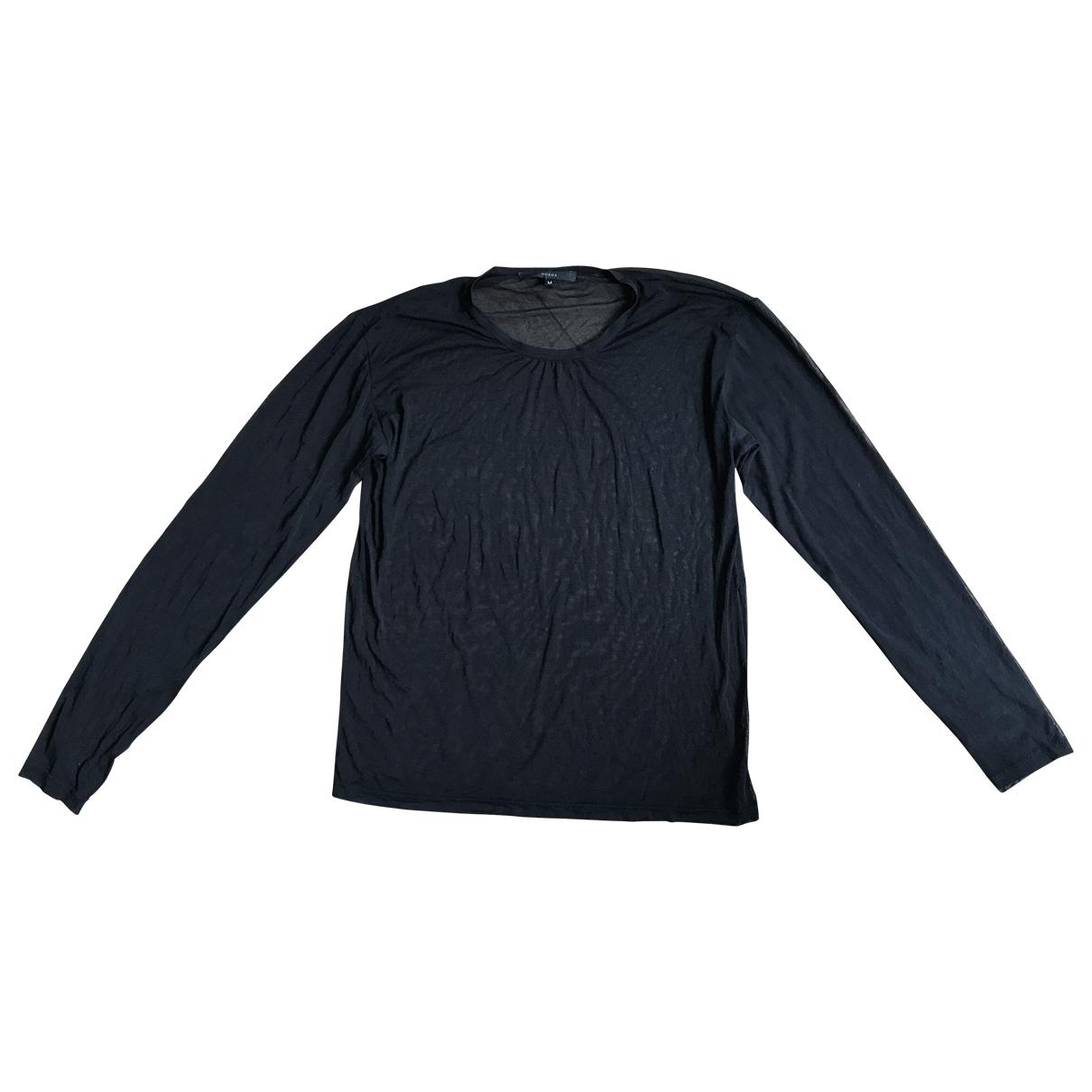 Gucci \N Black  top for Women 38 FR