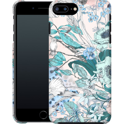 Apple iPhone 7 Plus Smartphone Huelle - Make Me Blush von Stephanie Breeze