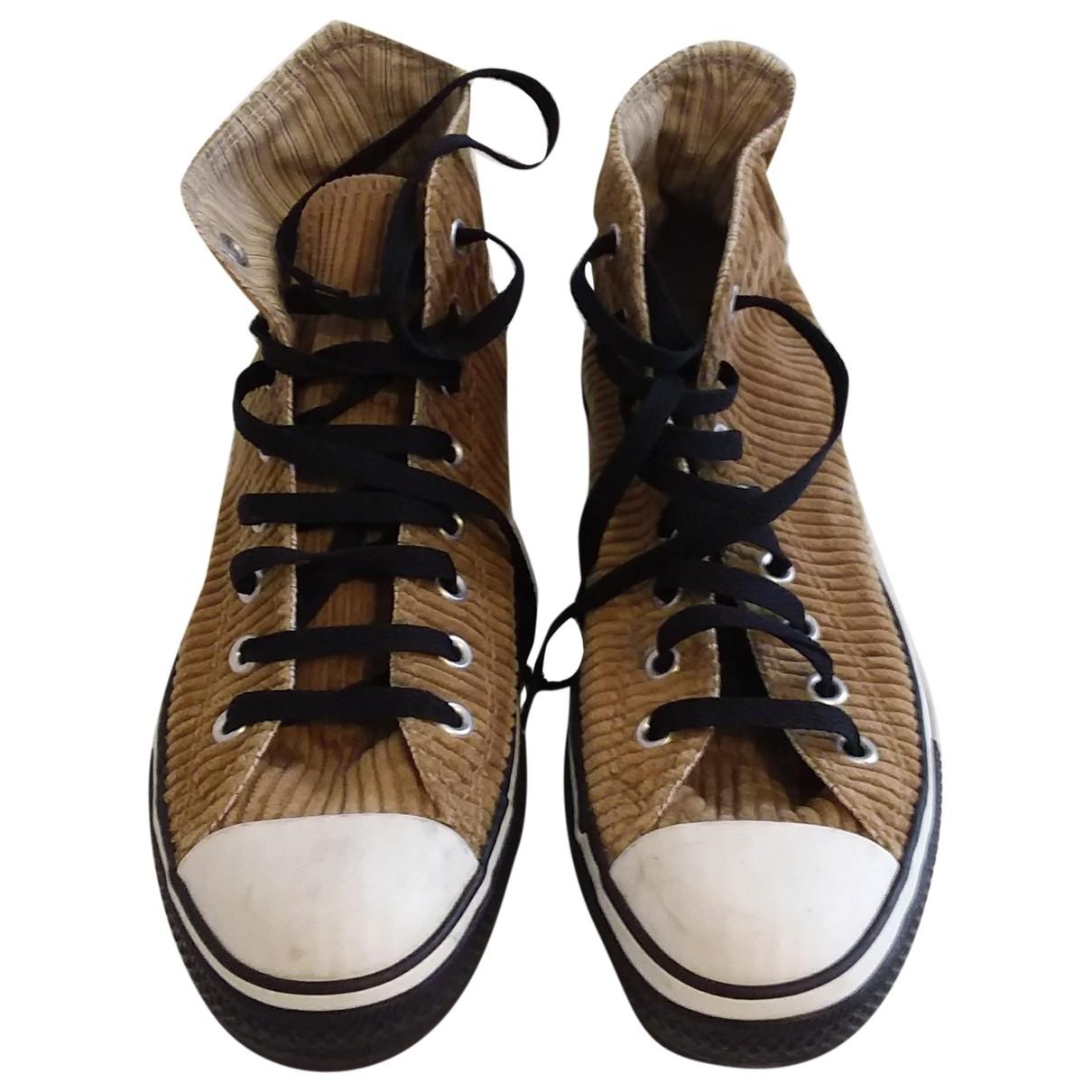 Converse \N Sneakers in  Kamel Leinen