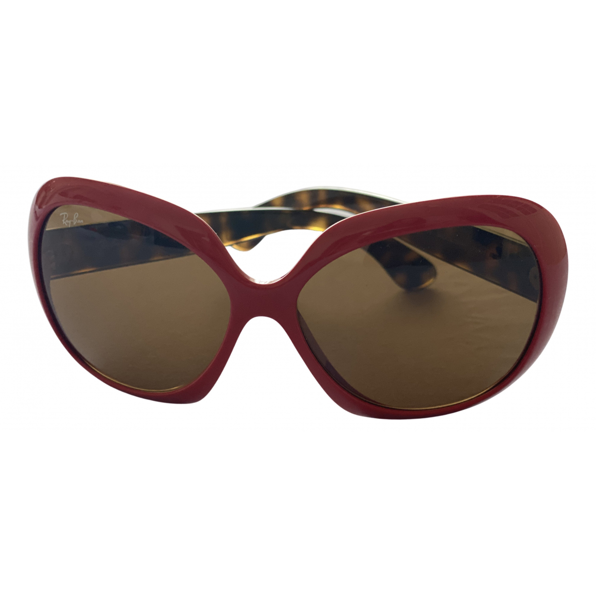 Ray-ban N Red Sunglasses for Women N