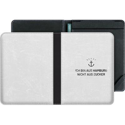 tolino vision 4 HD eBook Reader Huelle - Ich Bin Aus Hamburg von caseable Designs