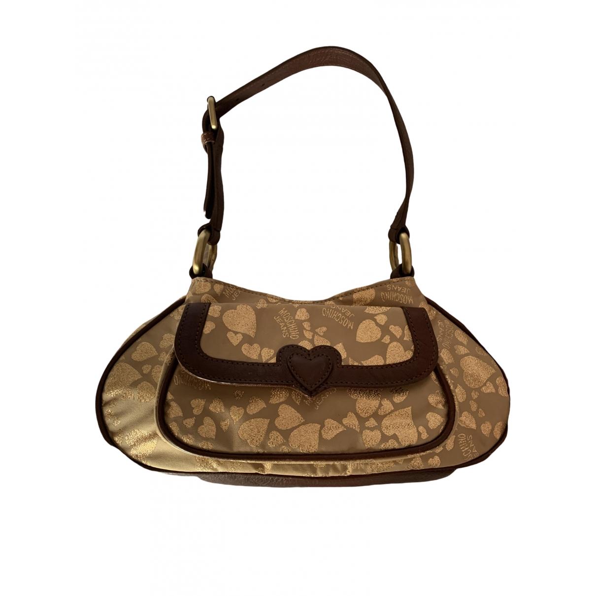 Moschino \N Cloth handbag for Women \N