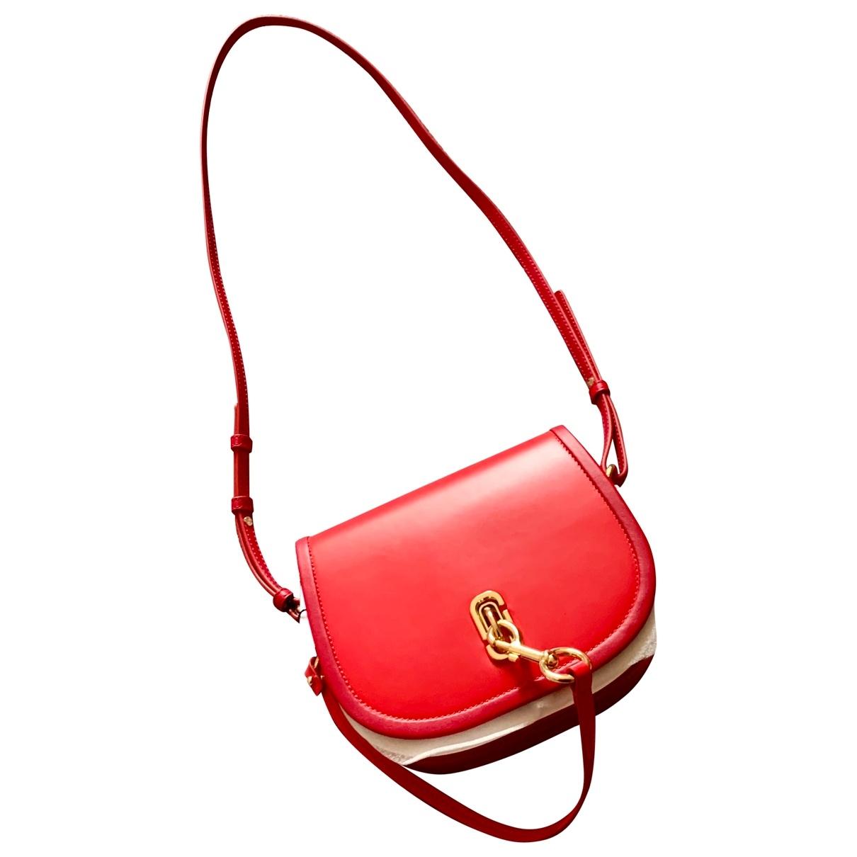 Marc Jacobs - Sac a main   pour femme en cuir - rouge