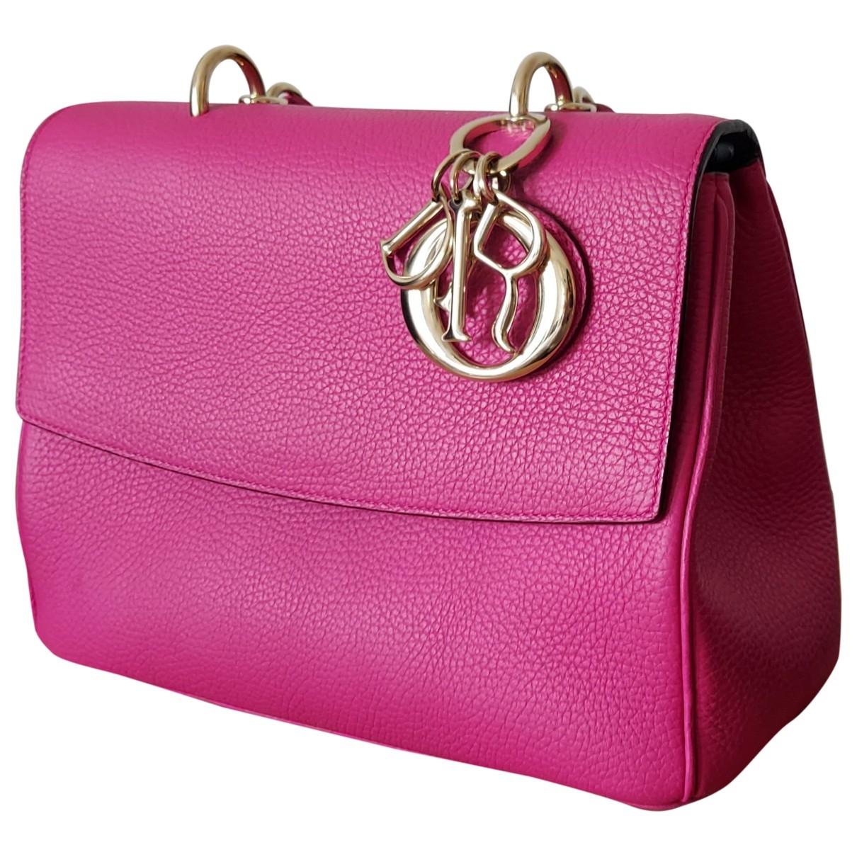 Dior - Sac a main Be Dior pour femme en cuir - rose