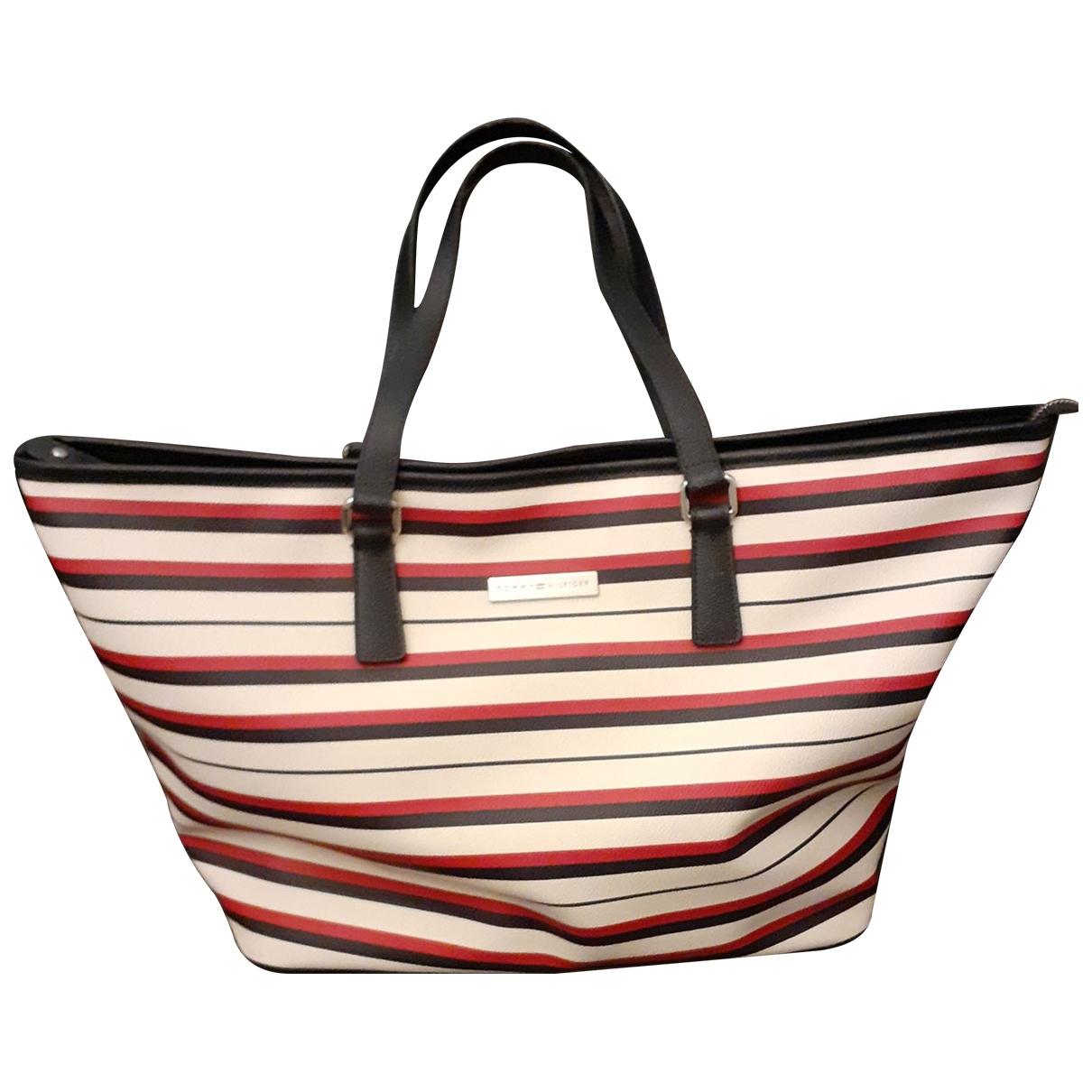 Tommy Hilfiger \N Multicolour Leather handbag for Women \N