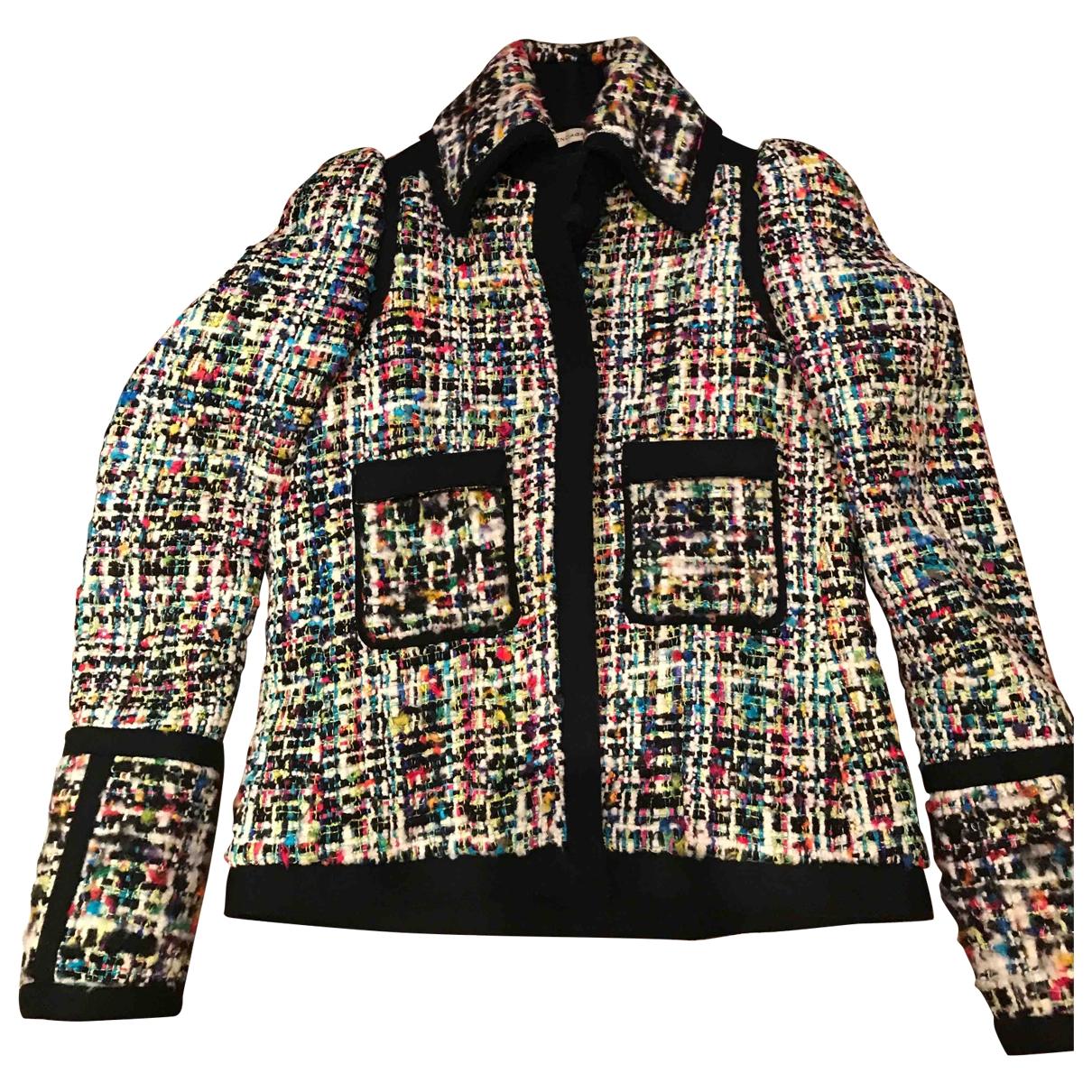 Balenciaga \N Multicolour Wool jacket for Women 40 FR