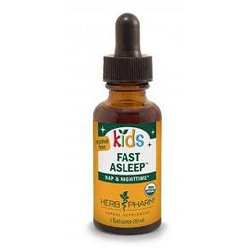 Kids Fast Asleep 1 fl oz by Herb Pharm
