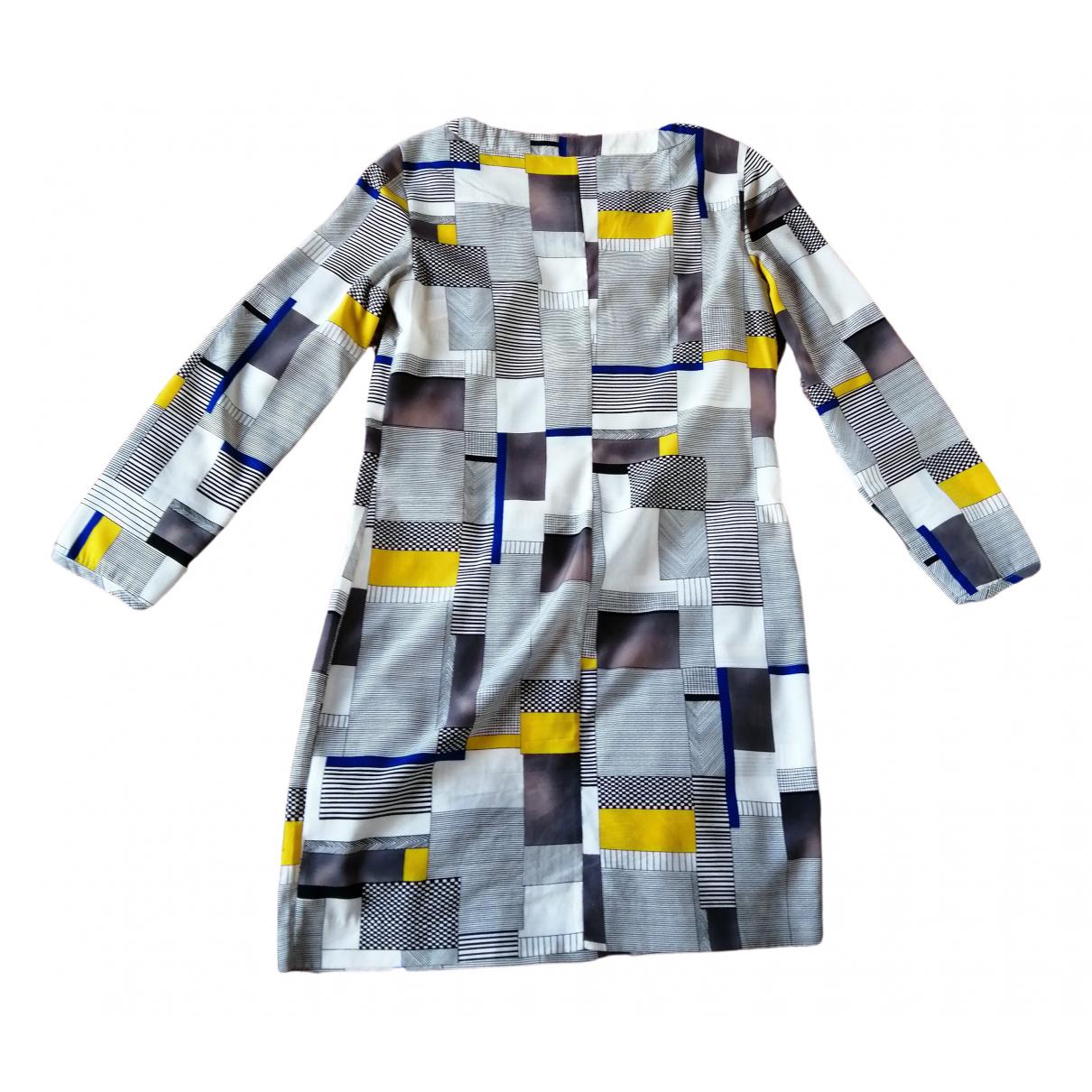 Emporio Armani \N Kleid in  Bunt Polyester