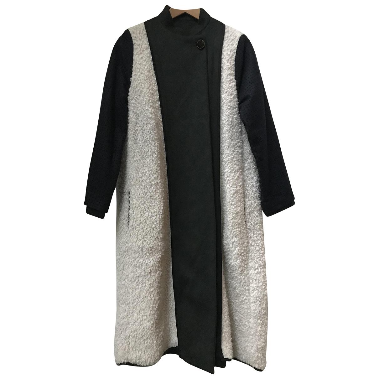 Roseanna \N Maentel in  Bunt Wolle