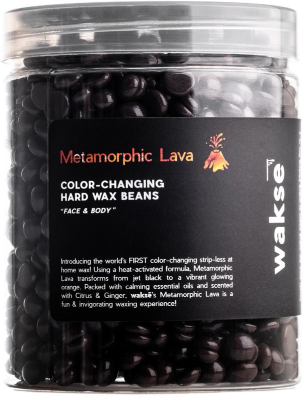 Mini Metamorphic Lava Hard Wax Beans